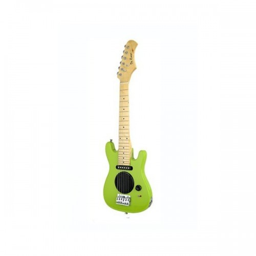 FLAME JE-1006 JUNIOR ELECTRIC GUITAR GR