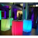Lumini decorationale pe leduri