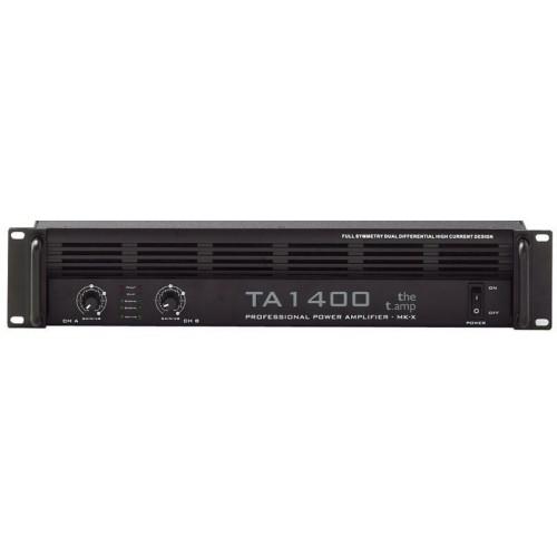 The T.Amp TA1400 MK-X