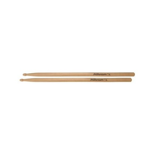 MILLENIUM 7A DRUMSTICKS MAPLE -HOLZ