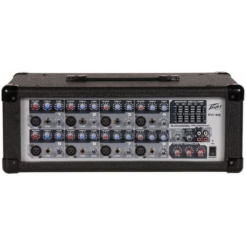 Peavey PVi 8B Powered Mixer
