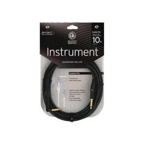 PLANET WAVES PW-CPGRA-10 CUSTOM PRO CABLE