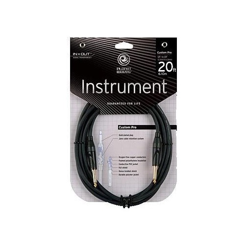 PLANET WAVES PW-CPG-20 CUSTOM PRO CABLE
