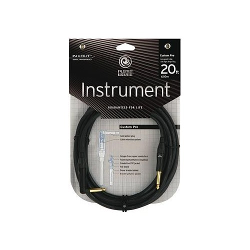 PLANET WAVES PW-CPGRA-20 CUSTOM PRO CABLE