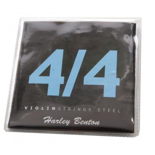HARLEY BENTON VIOLINSAITEN 4/4 STAHL