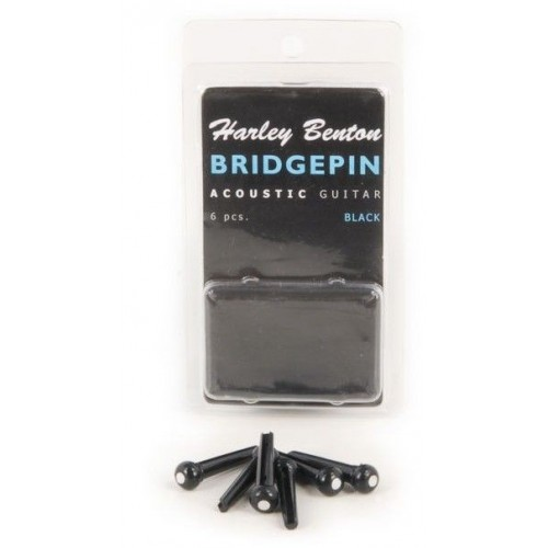 HARLEY BENTON BRIDGEPIN SET BLACK DOT