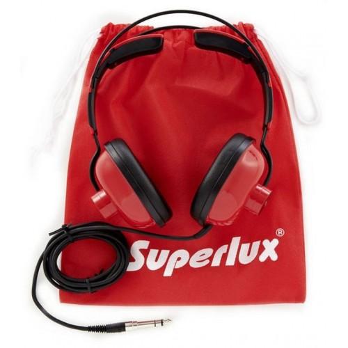 SUPERLUX HD-651 Rosu
