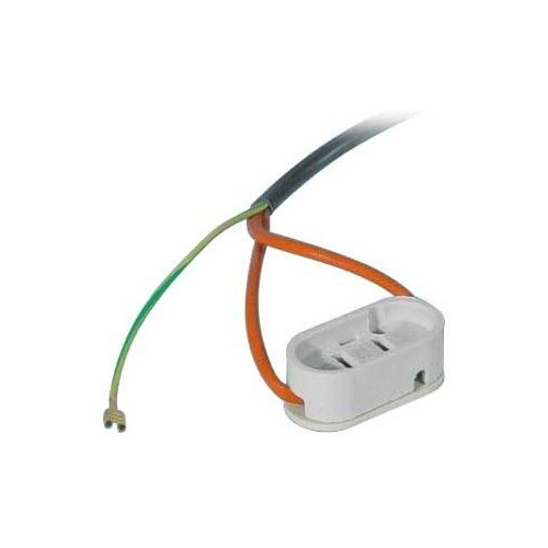 DTS GX16D SOCKET W. CABLE 3X15MM
