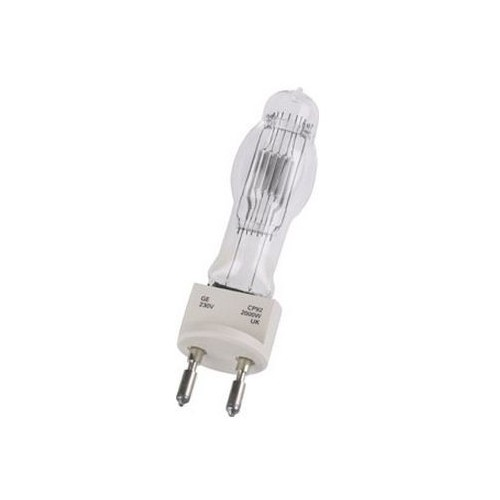 GE LIGHTING CP92 2000W/G22