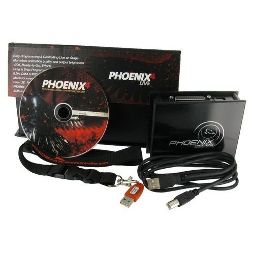 PHOENIX SHOWCONTROLLER PHOENIX 4-LIVE