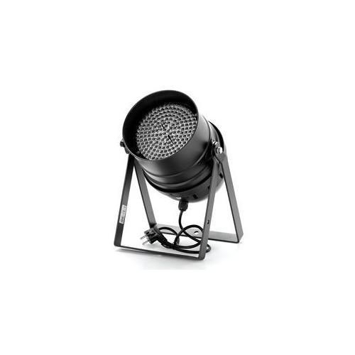 Stairville LED PAR 64 10 mm black Floor