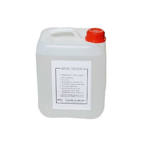 Smoke Factory Super Fog Fluid 5l