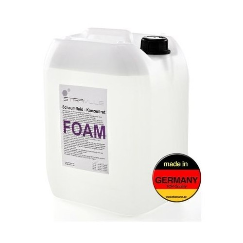 Stairville Foam/Snow Fluid Concen 10 ltr.