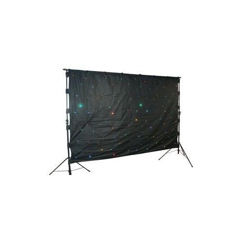Varytec LED Backtruss Curtain RGBY 3x6