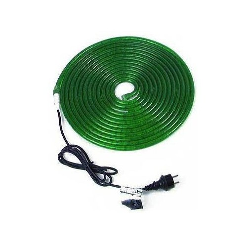 Eurolite Rubberlight 1 Channel 9m Green