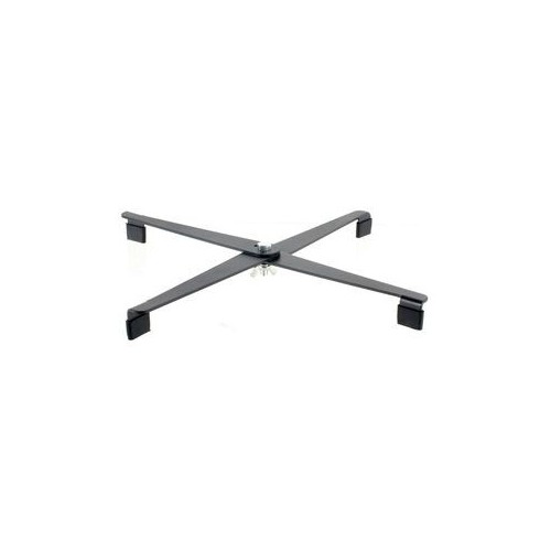 Stairville Folding Floor Stand Black