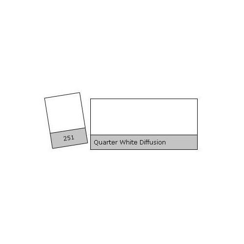 Q-Max Colour Filter 251 Q.W. Diffusi