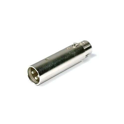 Stairville DMX Adapter 5-pole/3-pole f/m