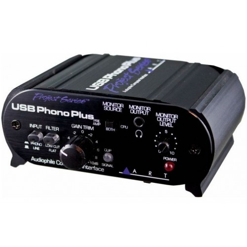 ART USB Phono Plus PS