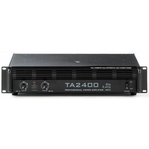 the t.amp TA2400 MK-X