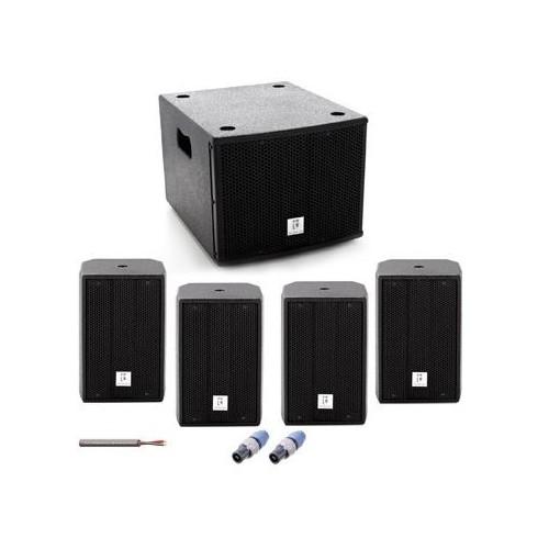 the box pro set sonorizare localuri