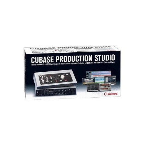 Steinberg Cubase Production Studio