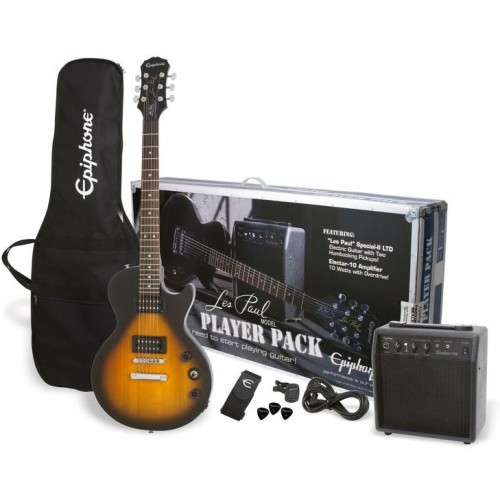 Epiphone Les Paul Player Pack VS