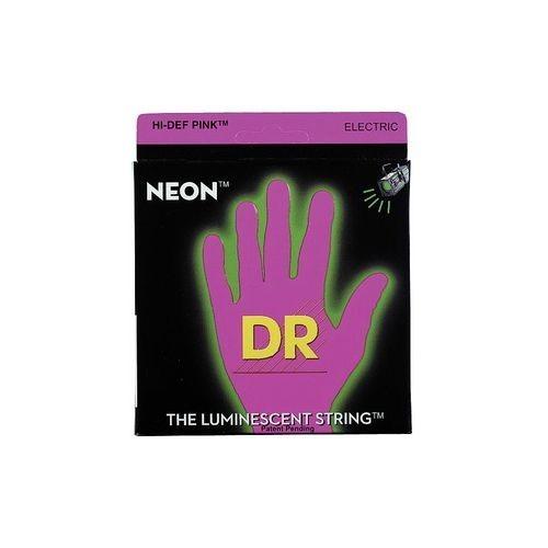 DR Strings HiDef Neon Pink Heavy NPE-11