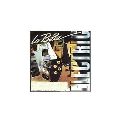 La Bella Flatwound Stainl-20PL 011/052