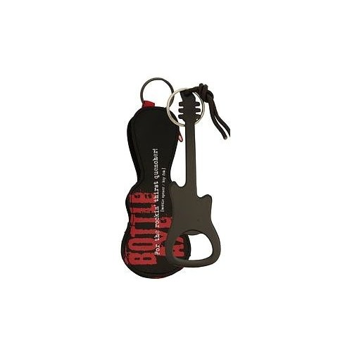Music Sales Bottle Opener Gtr Black