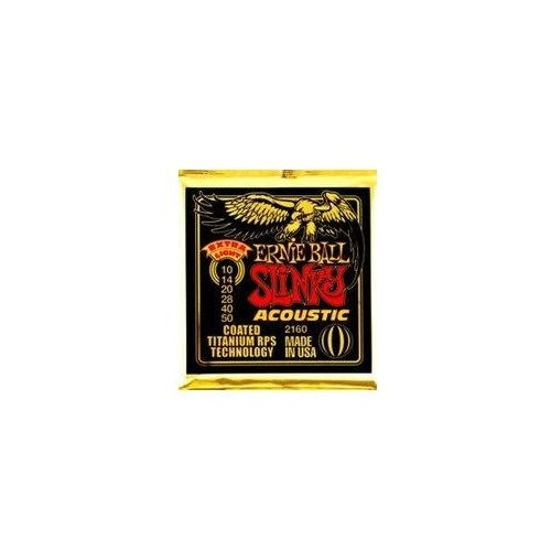 Ernie Ball 2160 Slinky Coated Strings Set
