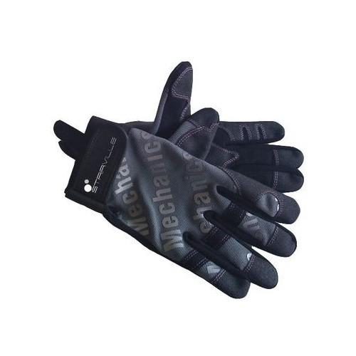 Stairville Mechanic Gloves Grey/Black XL