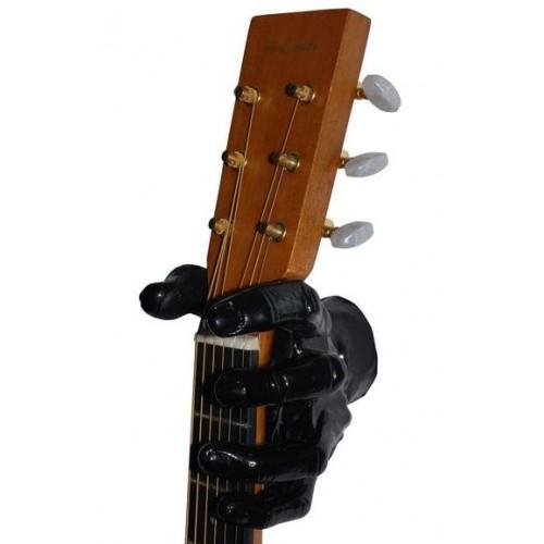 Guitar Grip Guitar Hanger Black Pearl