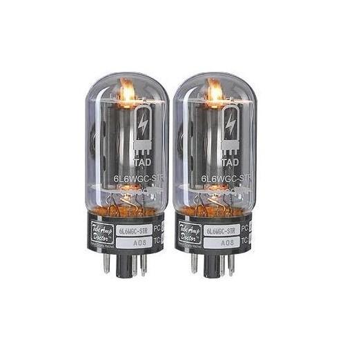 TAD RT812 Tubes 6L6WGC Duett