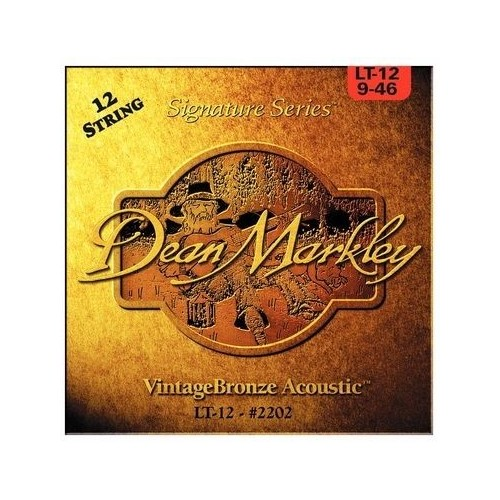 Dean Markley 2202 L 12stringBronzeAcoustic