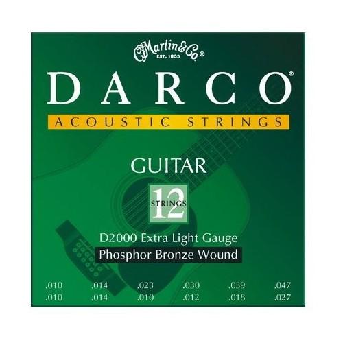 Martin Guitars Darco D2000