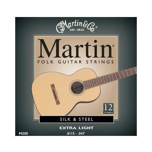 Martin Guitars M200/12