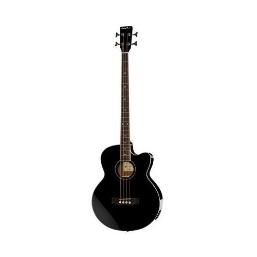 Harley Benton B-30 BK Acoustic Bass Series