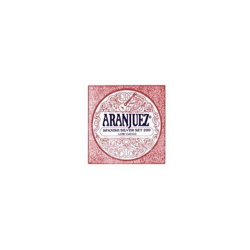 Aranjuez A200 Spanish Silver