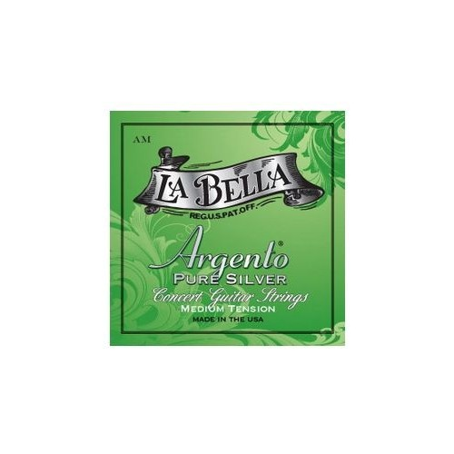 La Bella Argento Pure Silver Medium Set