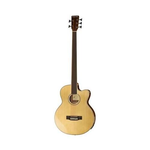Harley Benton B-35FL NT Acoustic Bass Series