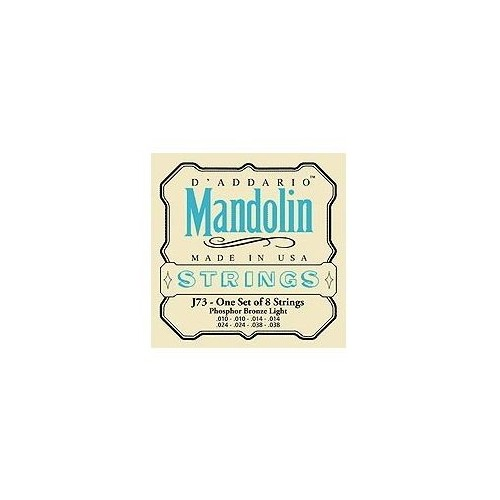 Daddario J73 Mandoline