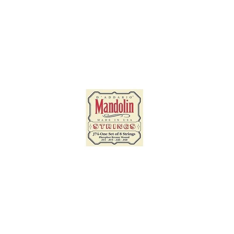 Daddario J74 Mandoline