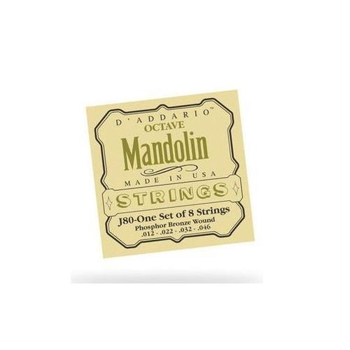 Daddario J80 Octave Mandoline