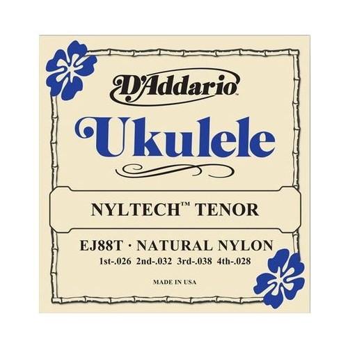 Daddario EJ88T Nyltech Tenor Ukulele