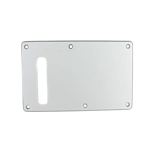 Harley Benton Parts Backplate ST-Style White