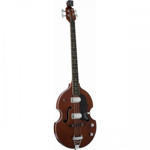 Eko Violin Bass Vintage Walnut