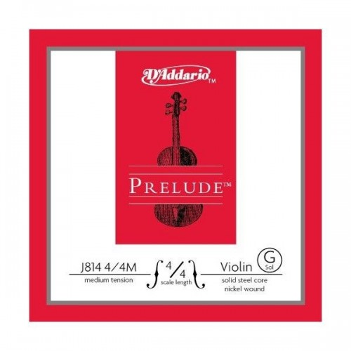 Daddario Prelude J814 4/4M