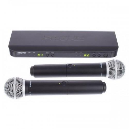 Shure BLX288/Beta58A Combo S8