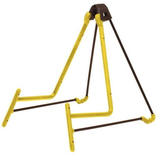 Rockstand RS 20821 A-Guitar Stand Yellow